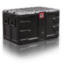 Кейс-контейнер с рэковой стойкой на 9 юнитов BLACKBOX BB0090