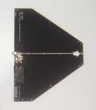 Winradio AX-37A Компактная UHF логопериодическая антена