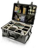 Органайзер в крышку для фотооборудования к кейсу 1500/1520